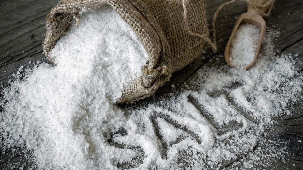 """A """"salt"""" discussion"""