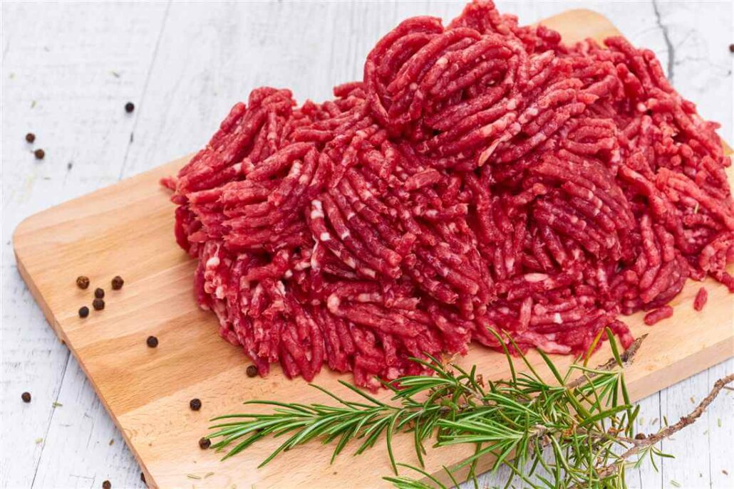 Carne rossa o poltiglia rosa?
