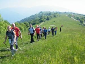 Prima Edizione Nordic Walking Experience