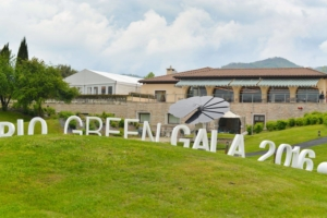 The bio green an event in Asolo Golf,