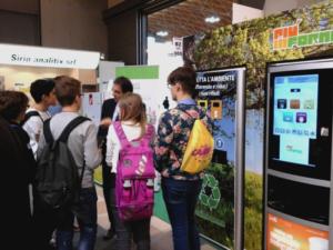 Ecomondo fair 2014 at Rimini