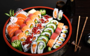 Sushi mania | How much do we know about it?