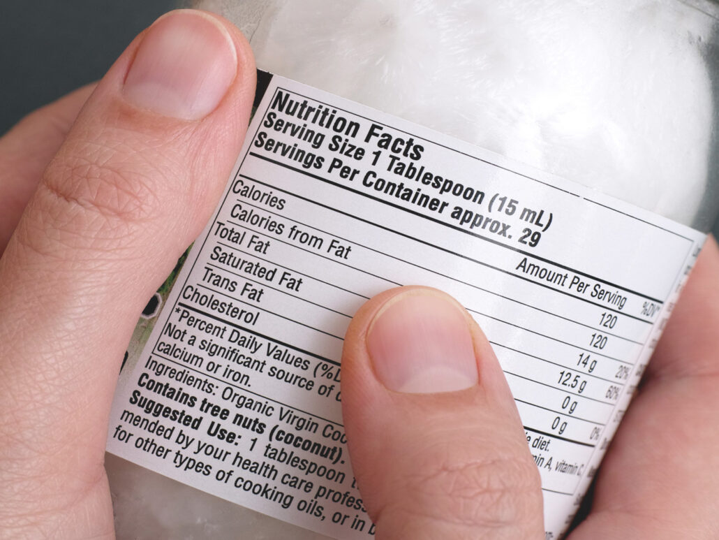 Gli additivi come riconoscerli nelle etichette