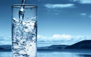 Acqua ionizzata e alcalina