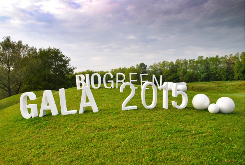 Biogreen gala 2015 | Asolo Golf Club