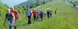 "Nordic Walking Experience""   Monfenera Pederobba"