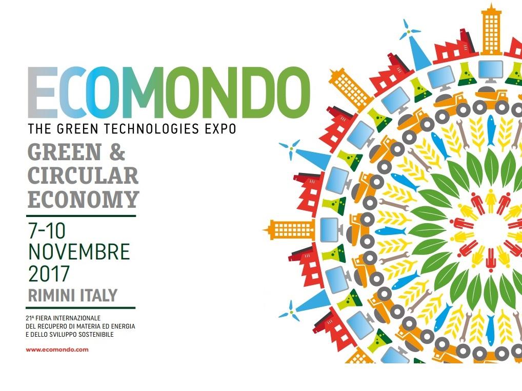 PIÚINFORMA Association at Ecomondo 2017   Rimini