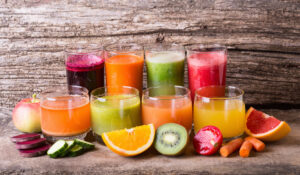 How fruit juices are made?