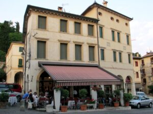 Sustainability at Asolo central coffee