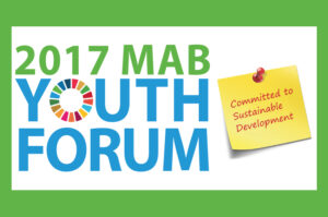 ... Waiting for the Unesco youth MAB 2017