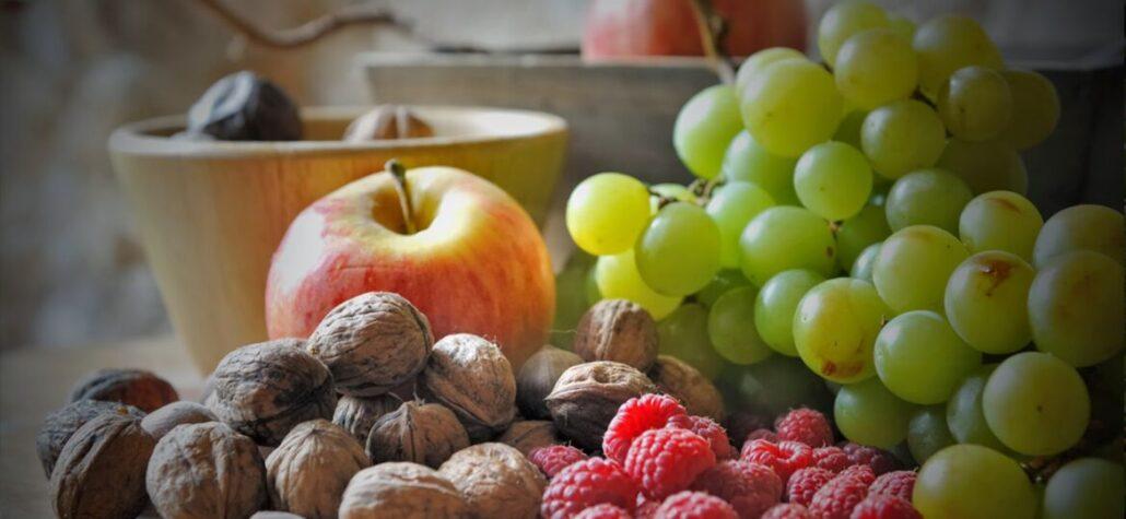 Dried fruit vs fresh fruit