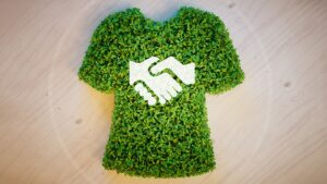 Sustainability, paper and fashion
