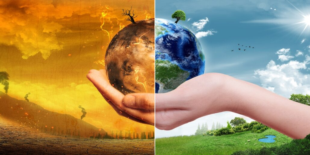 What is the condition of our planet? Is it really that bad? Some wonder?