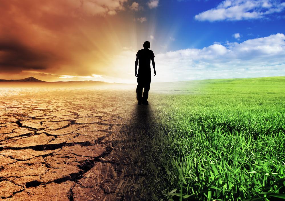 Aumenta la temperatura: è un problema della terra o dell'uomo?