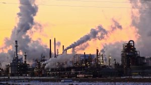 How air pollution affects health and the environment